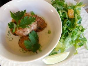 Thai Curry Meatballs - Amanda Naturally