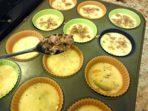 Egg Muffins - Amanda Naturally