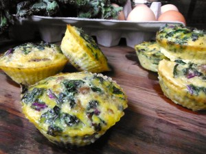 Egg Muffins - Amanda Naturally