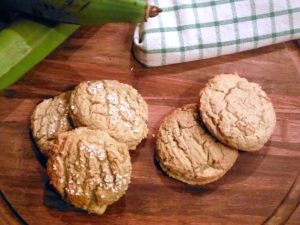 Plantain Biscuits - Amanda Naturally