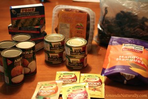 Eating Healthy While Travelling | www.AmandaNaturally.com