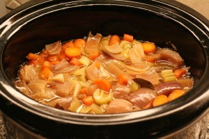 Crockpot Chicken Stew | grain-free, paleo, AIP | AmandaNaturally.com