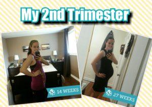 My Second Trimester | AmandaNaturally.com