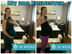 3rd Trimester | AmandaNaturally.com