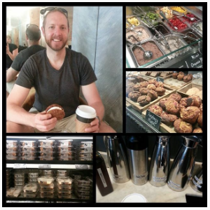 Real food in New York City! Gluten-free, paleo, sustainable, vegan deliciousness!